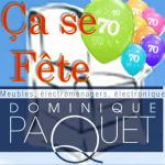 Depuis 1948, Meubles Dominique Paquet fête cette année 70 ans d'existence