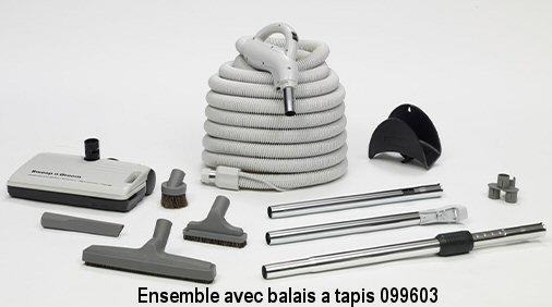 Beam 099603 avec balais électrique
